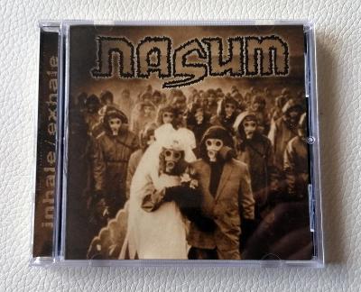 NASUM - Inhale / Exhale - 1 PRESS 1998 USA