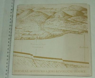 Hornické mostecko a jeho revoluční tradice - geologie těžba