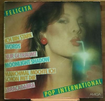 LP DESKA FELICITA - POP INTERNATIONAL