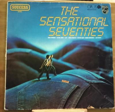 LP DESKA THE SENSATIONAL SEVENTIES