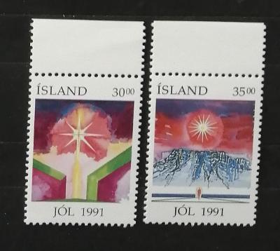 Island 1991 Vánoce