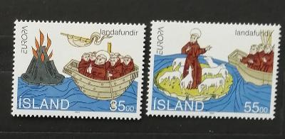 Island 1994 3€ Objevy a vynálezy