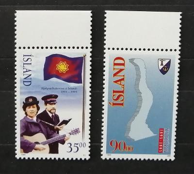 Island 1995 2x komplet