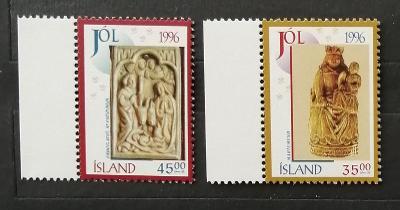 Island 1996 Vánoce