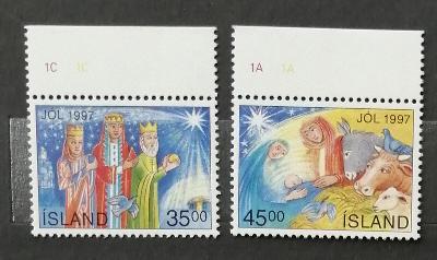 Island 1997 Vánoce