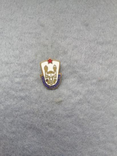 Odznak - Spartak Přerov - Strojírny  - Faleristika