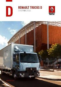 Renault Trucks D prospekt 03 / 2019 44 str. SK