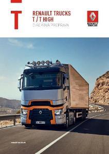 Renault Trucks T prospekt 03 / 2019 44 str. SK