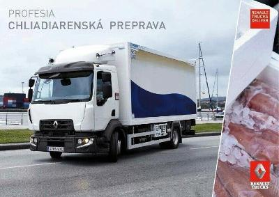Renault Trucks D a T prospekt 12 / 2017 SK
