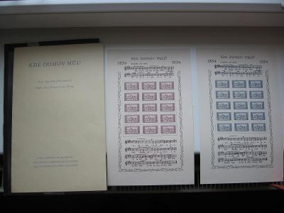specializovaná sbírka ČSR I. + aršíky KDM (vše nafoceno)