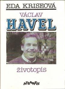 Eda Kriseová: Václav Havel (životopis)