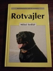 Miloš Sedlář - Rotvajler, 1998, natisknuto obráceně!