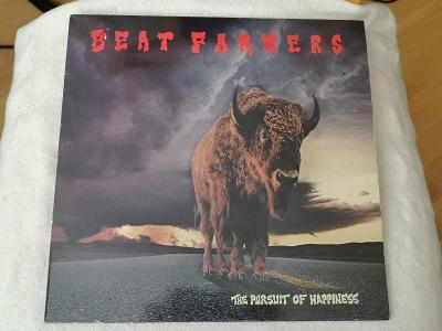 LP  Beat Farmers – The Pursuit Of Happiness (1987 alternative rock)