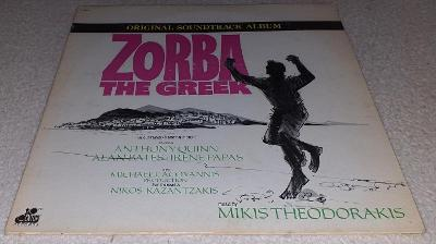 LP Mikis Theodorakis – Zorba The Greek (Original Soundtrack)