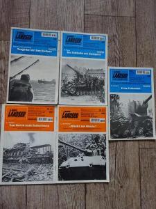 5 čísel časopisu Der Landser.