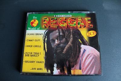 Various – The World Of Reggae [2CD]