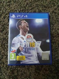 Fifa 18 Cz Tit (PS4)
