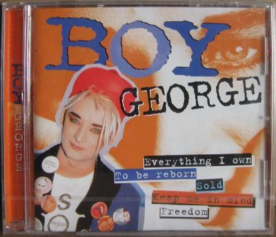 CD - Boy George (1996), nové-ve folii