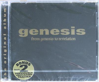 CD - Genesis (1996), nové-ve folii