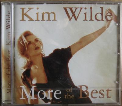 CD - Kim Wilde (1998)  , nové-ve folii