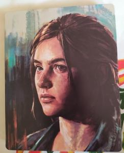 The Last of Us Part II, ve steelbooku z Collector's Edition