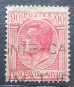 Monako 1927 Kníže Louis II. Mi# 94 2241