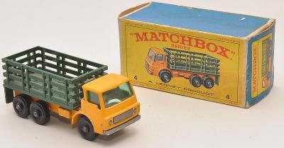 MATCHBOX RW No. 04d Dodge Stake Truck