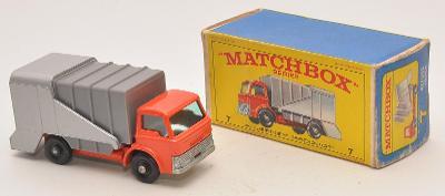 MATCHBOX RW No. 7c Ford Refuse Truck