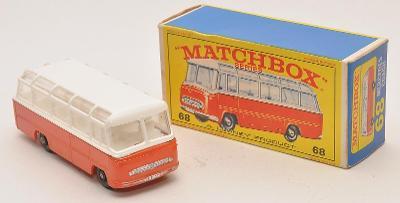 MATCHBOX RW No. 68b Mercedes Coach