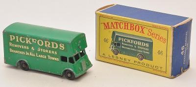 MATCHBOX RW No. 46b Pickfords Removal Van