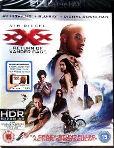 XXX: NÁVRAT XANDERA CAGE 4K UHD v ČEŠTINĚ