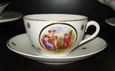 +++ Pro milovníky porcelánu - STAROŽITNÝ ŠÁLEK - Božičany