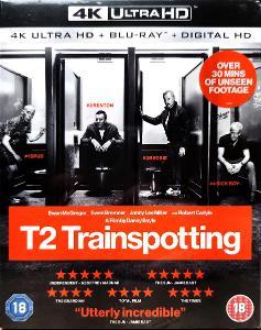 T2 TRAINSPOTTING 4K UHD v ČEŠTINĚ