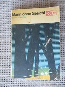 Neamtu Leonida - Mann ohne Gesicht (1. vydání)