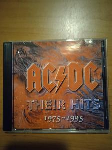 CD AC/DC Neřadové