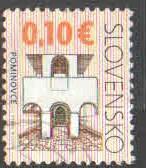 Slovensko 2009 - č. 610 - Kulturní dědictví Slovenska