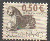 Slovensko 2009 - č. 613 - Kulturní dědictví Slovenska