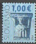 Slovensko 2009 - č. 616 - Kulturní dědictví Slovenska