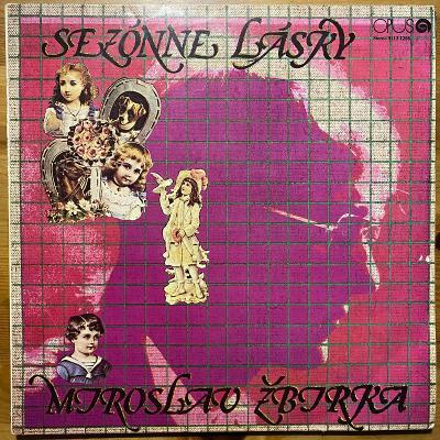 Miroslav Žbirka – Sezónne Lásky - LP vinyl