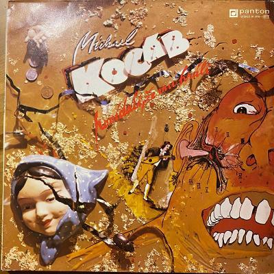 Michael Kocáb – Povídali, Že Mu Hráli - LP vinyl