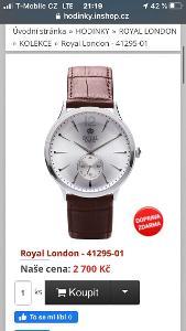 Hodinky Royal London 41295-01