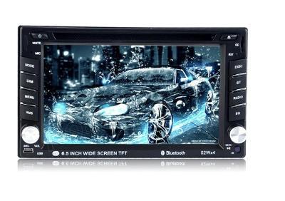 NOVÉ UNIVERZÁLNÍ 2DIN rádio do auta s CD/DVD Bluetooth, USB, Mirroring