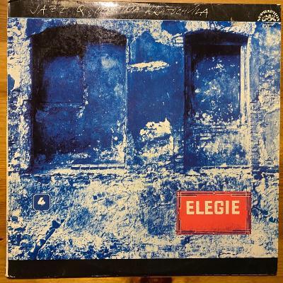 Jazz Q Martina Kratochvíla – Elegie - LP vinyl