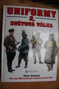 kniha  Uniformy 2. Světová Válka