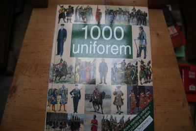 kniha  1000 uniforem