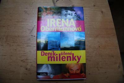kniha Deník šílené milenky