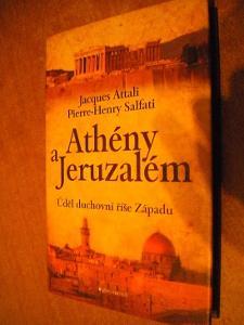 Attali, Salfati - Athény a Jeruzalém