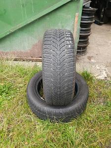 2ks ZIMNÍ PNEU 205/55 r16 Dunlop