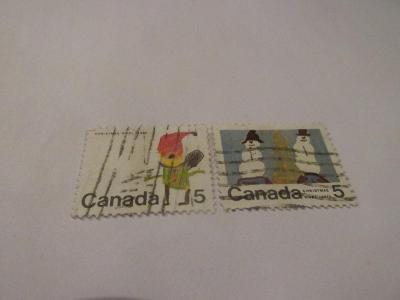 Známky Kanada 1970, Vánoce