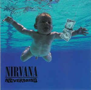 NIRVANA -  Nevermind    - CD  1991
